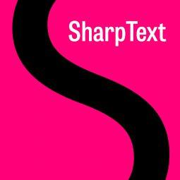 SharpTextIcon